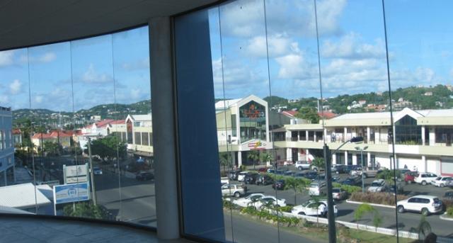 Mardini Building Rodney Bay Second Floor Commercial